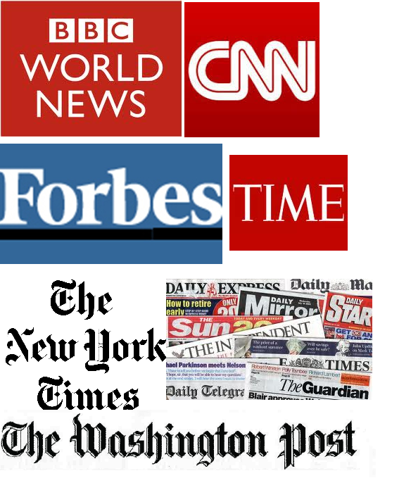 How CNN, BBC, Times, Reuters, & UK's papers are Killing Nigeria