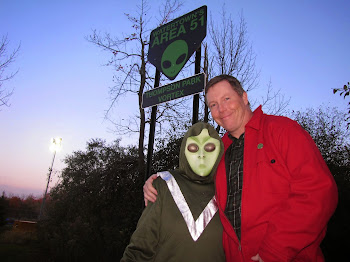 Councilman Butler Finds Alien Out of This World