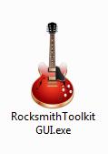 ikona Rocksmith Toolkit GUI