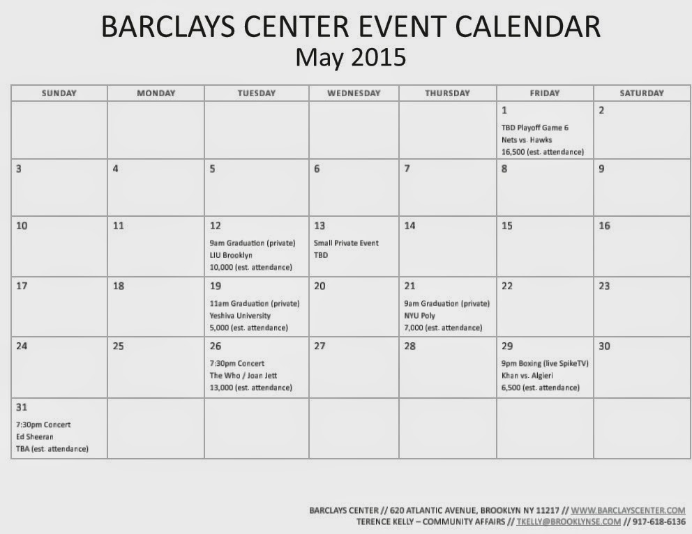 Calendar May Events : · kb jpeg may calendar events