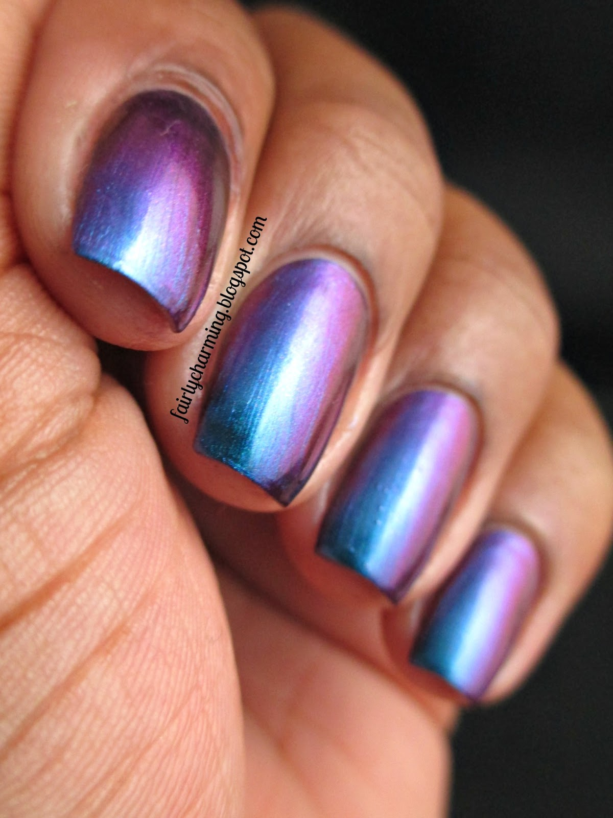 I Love Nail Polish - Birefringence