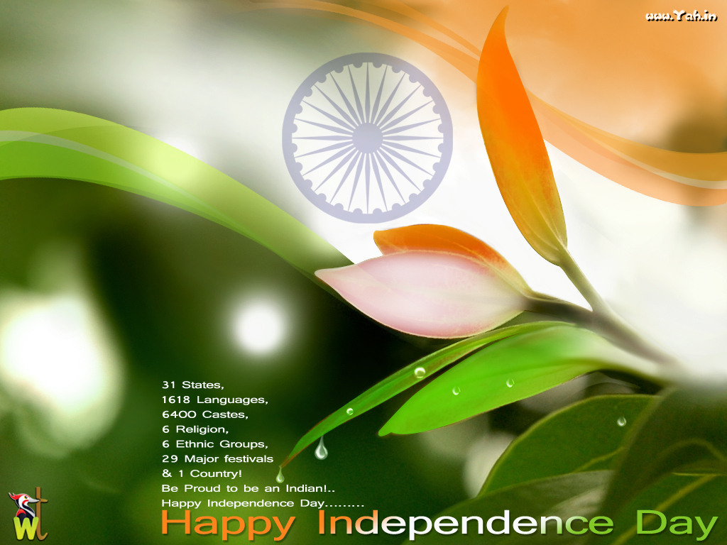 Happy indian independence day wallpapers for 15th august independence day decoration ideas