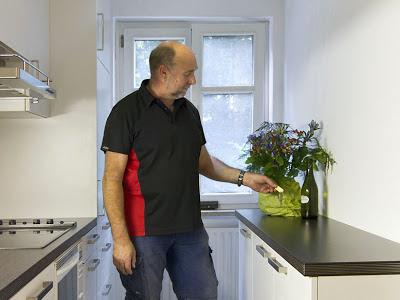 Küche modernisieren mit Harald Maier