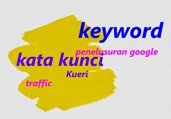 memilih dan menentukan kata kunci untuk artikel blog itu penting, demikian juga data bagaimana kinerja kata kunci yang telah diterapkan dalam sebuah artikel