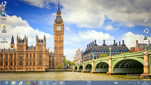 London City Theme For Windows 7 And 8
