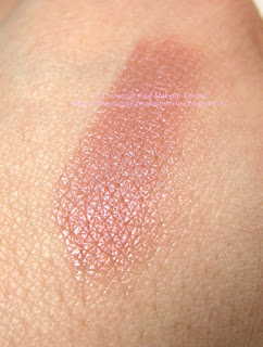 Rimmel - Lasting Finish Nude Collection by Kate Moss - Rossetto 045 Nude Malva - swatches