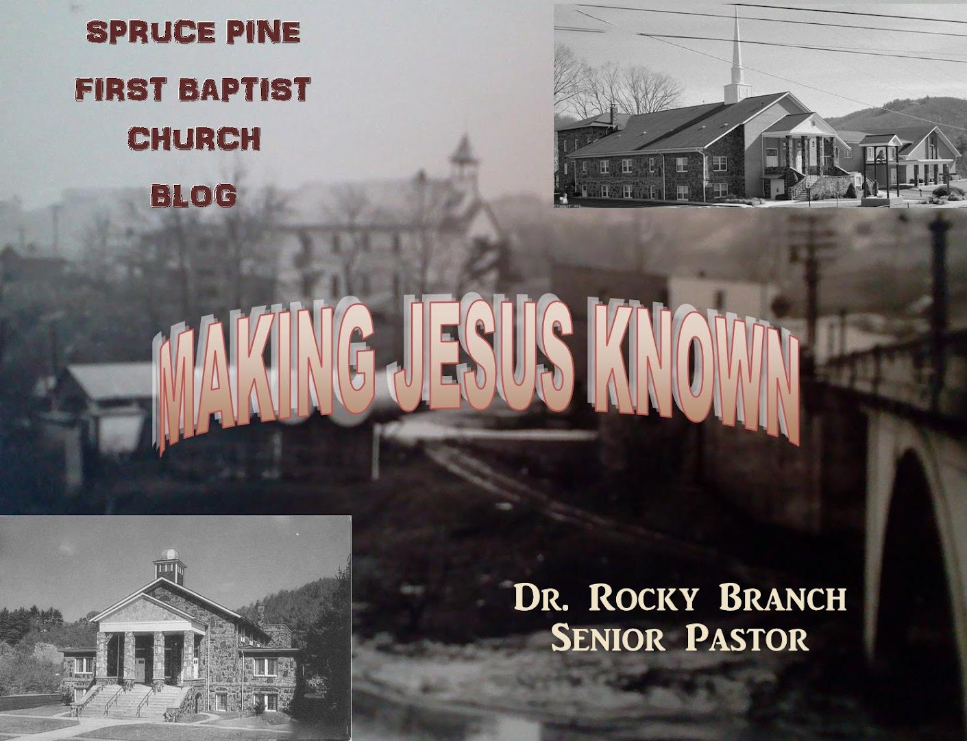 Spruce Pine First Baptist Church  Blog