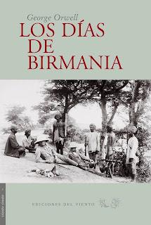 Los días de Birmania George Orwell