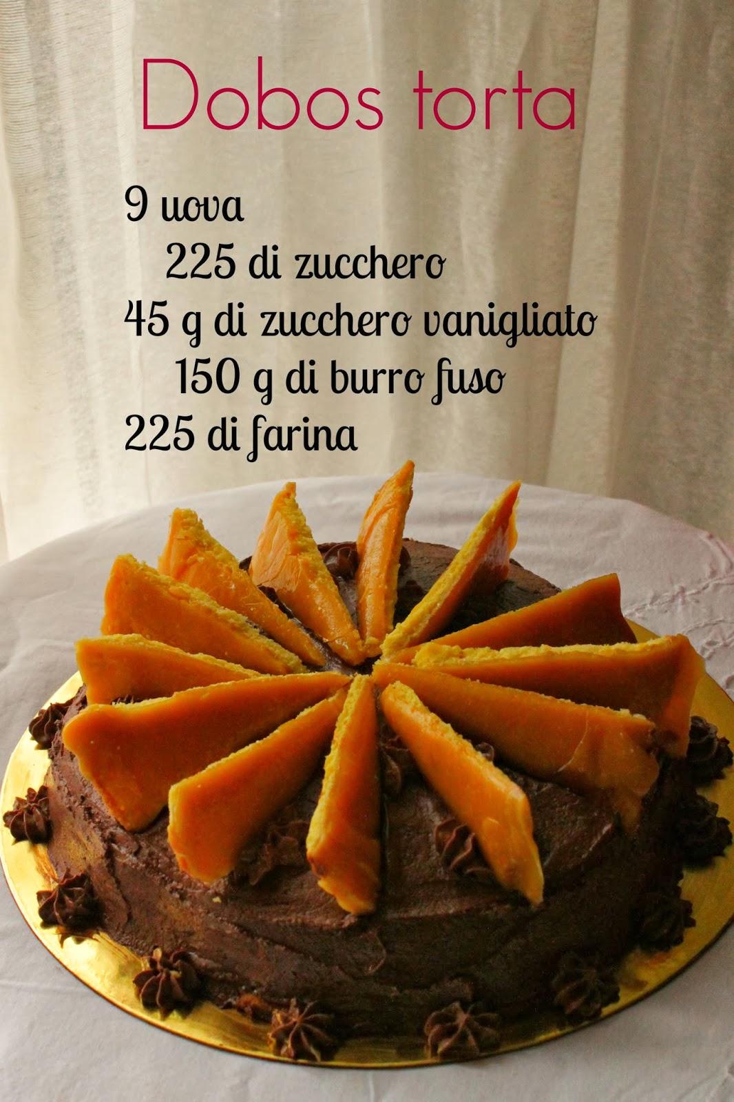 doboš torta: il dolce ungherese più famoso!