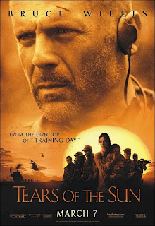 Ver pelicula online:Lagrimas del sol (Tears of the Sun) 2003