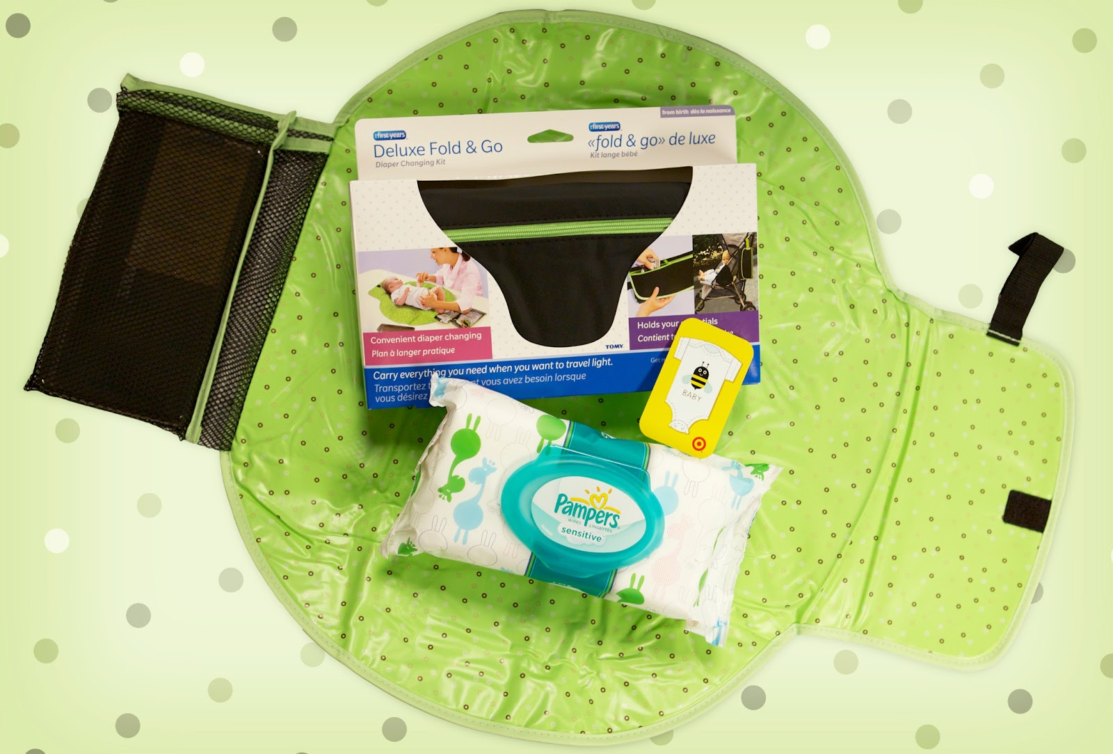 Pampers Swaddlers giveaway