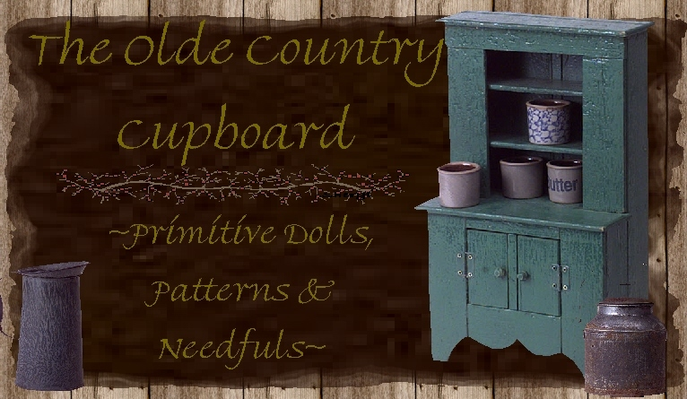 The Olde Country Cupboard