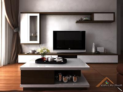 nội thất chung cư mini Phú Thượng