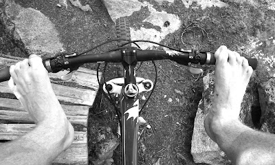 nude whistler mountain bike feet