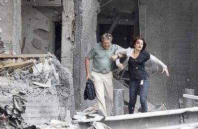 Oslo, Norway Bomb blast 2011