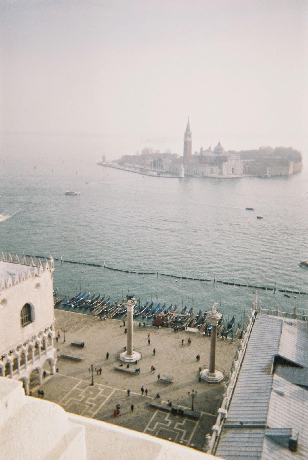 Venise - argentique - appareil photo jetable