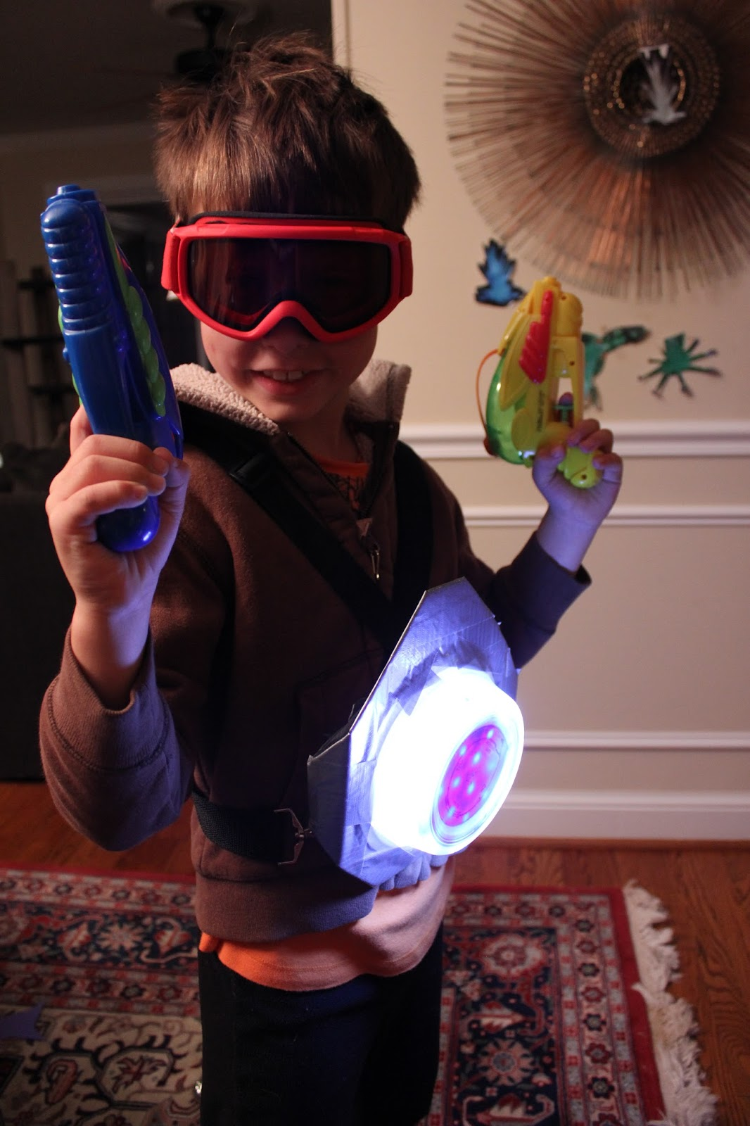 The Nitpicky Consumer: Creating the perfect Halloween Costume for ...