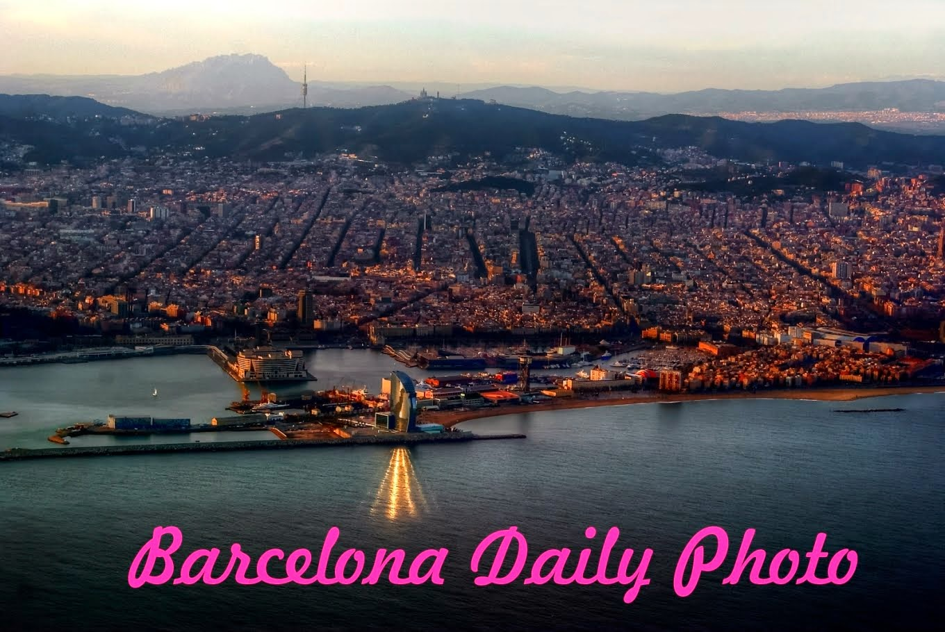 Barcelona Daily Photo