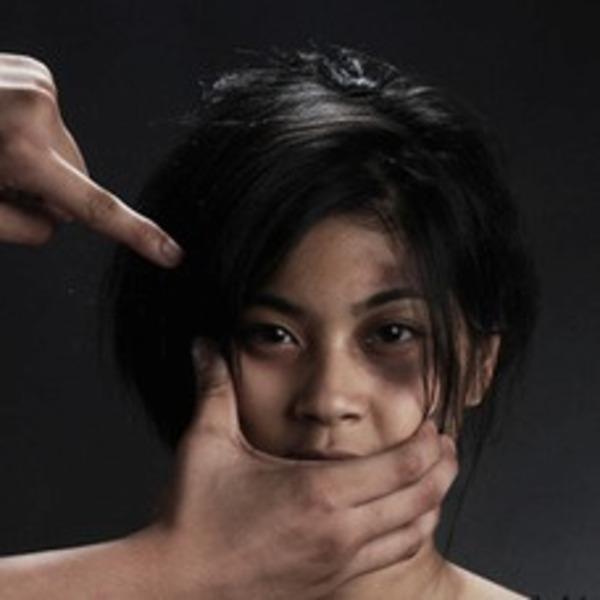 Kekerasan terhadap perempuan. ilustrasi: www.womensaid.org.uk
