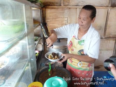 Kuliner Banyuwangi - Bu Ning