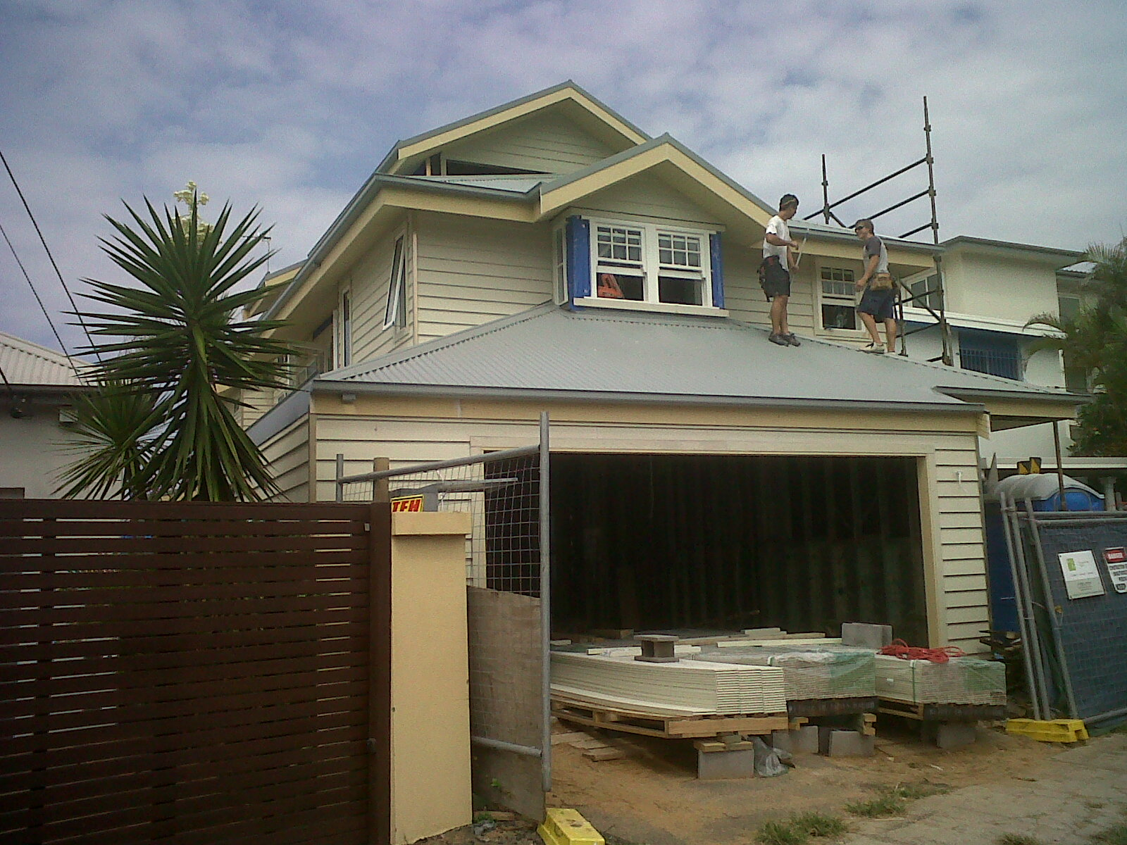 Jo 39 S Dream Home Blog Here We Go External Cladding