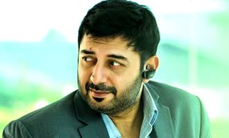 Arvind Swamy to play villain in Telugu Thani Oruvan