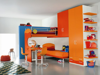 Boys Bedroom Furniture Trend