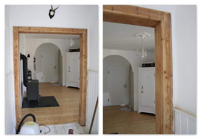 blaubeerhaus vorher nachher. Black Bedroom Furniture Sets. Home Design Ideas
