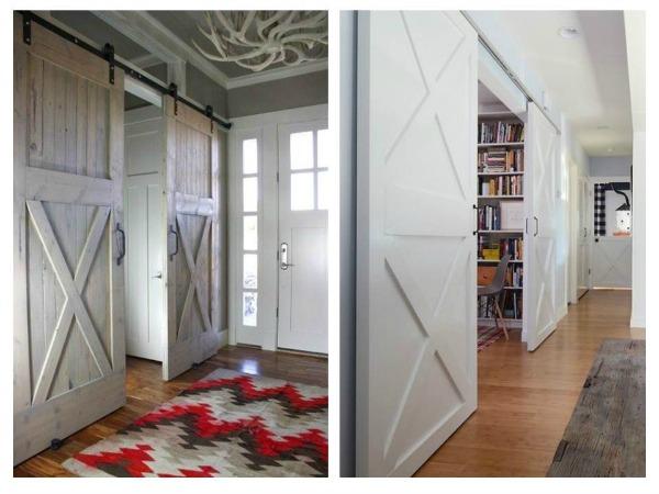 innhogar puertas correderas tipo granero para interiores On puertas correderas interiores castorama
