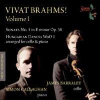 Vivat Brahms, SOMM 126