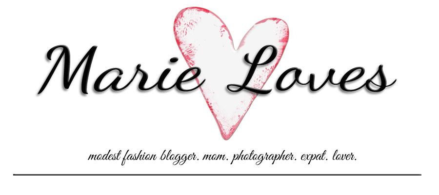 Marie Loves...