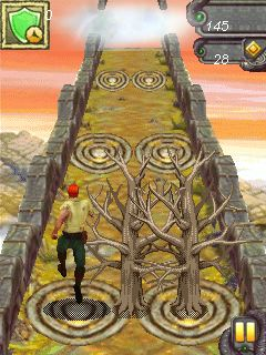 Temple Run 2 - 240x320 Touchscreen,games for touchscreen mobiles,java touchscreen games