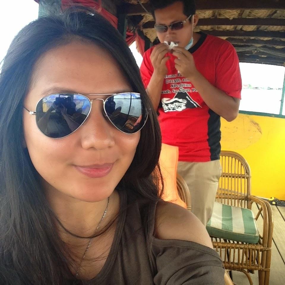 Shea Sonia in Tonle Sap