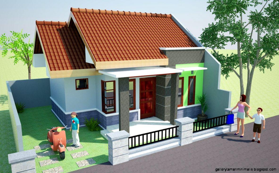 Gambar Rumah Dan Desainnya