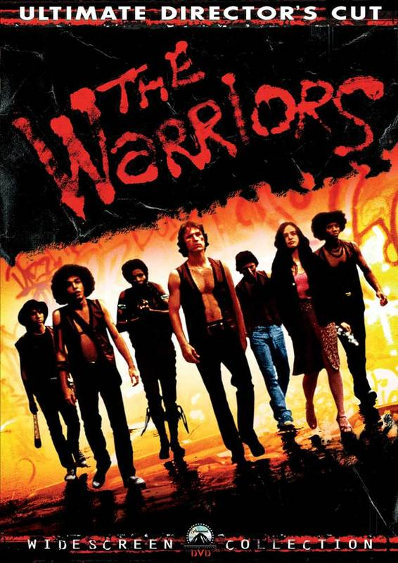 Filme The Warriors Os Selvagens da Noite Dublado AVI DVDRip