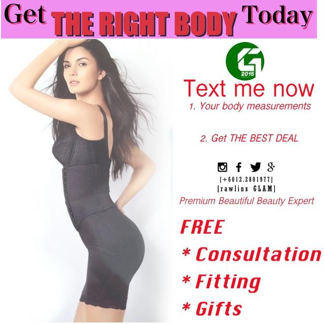 Premium Beautiful, byrawlins, hanis haizi protege, undergarment, premium beautiful corset, corset, korset, expert, murah, sihat, kurus, ansuran, free gifts,