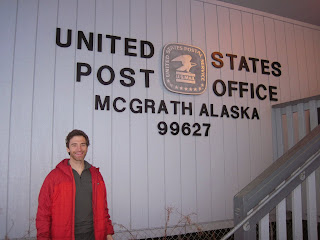 Aaron Fanetti in McGrath, AK