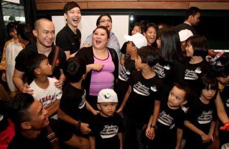 Hari ABC Kumpul Dana Kebajikan Anak Yatim Oleh Radio Suria FM