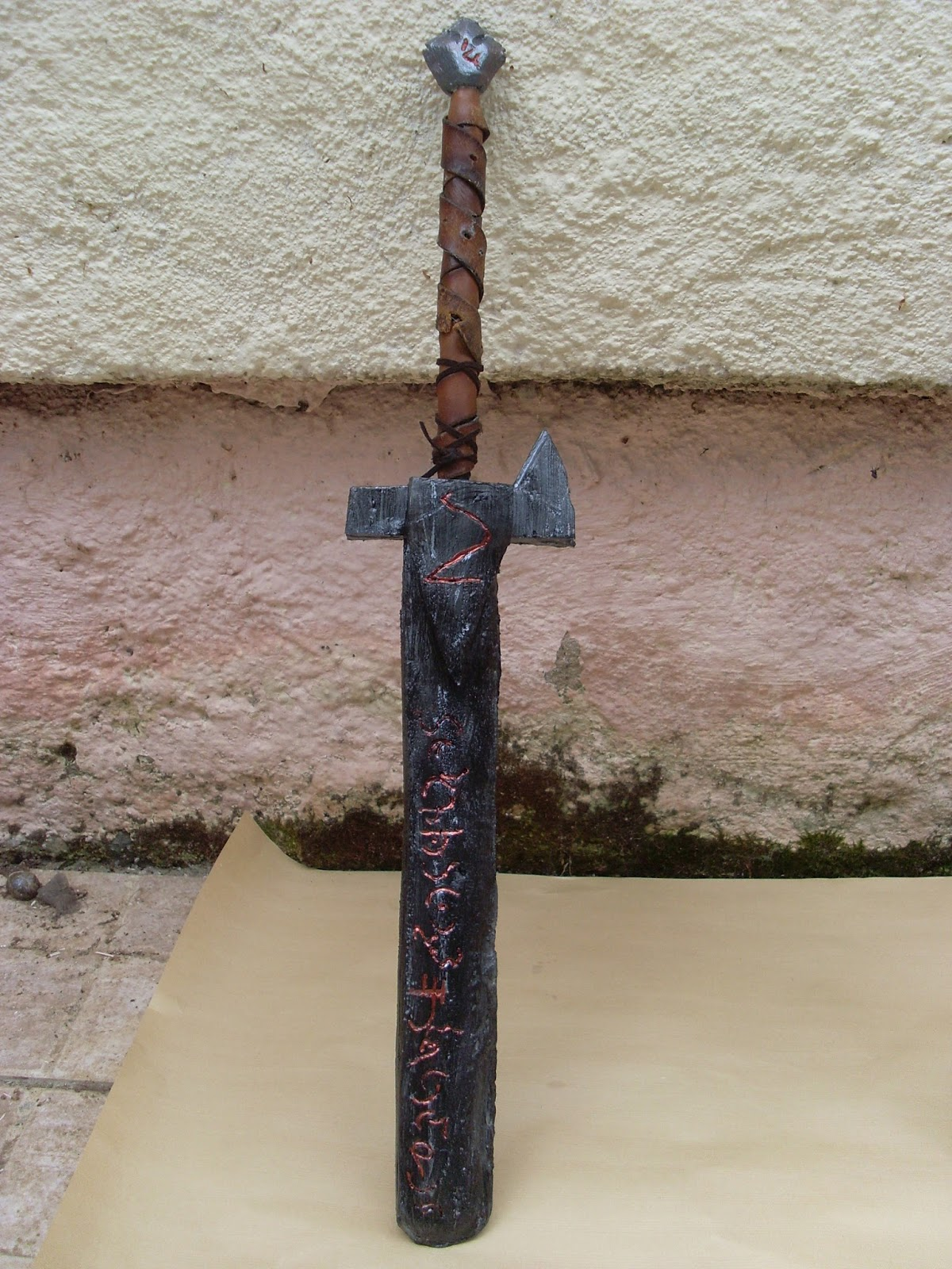l'épée entière