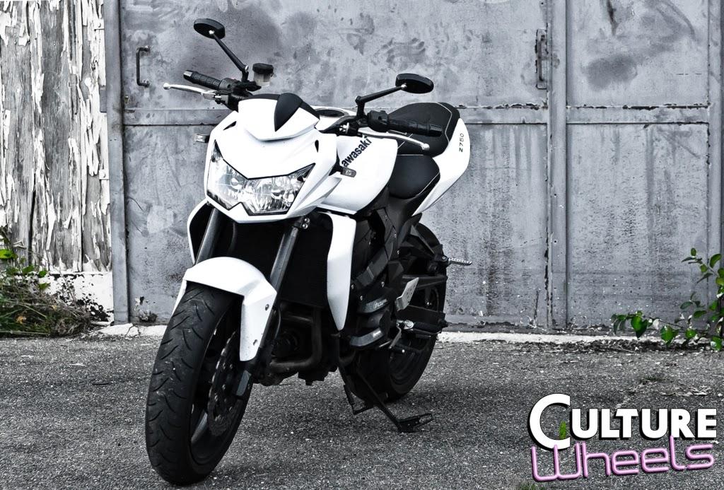 Kawasaki Z 800 : le roadster des verts revient aux affaires ...