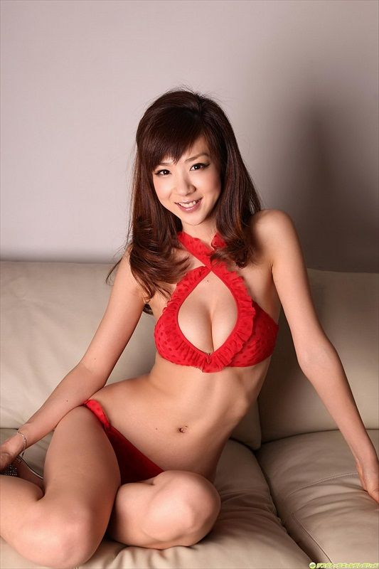 Aki Hoshiro - The Japanese Sexy Queen | IEatXGirls©