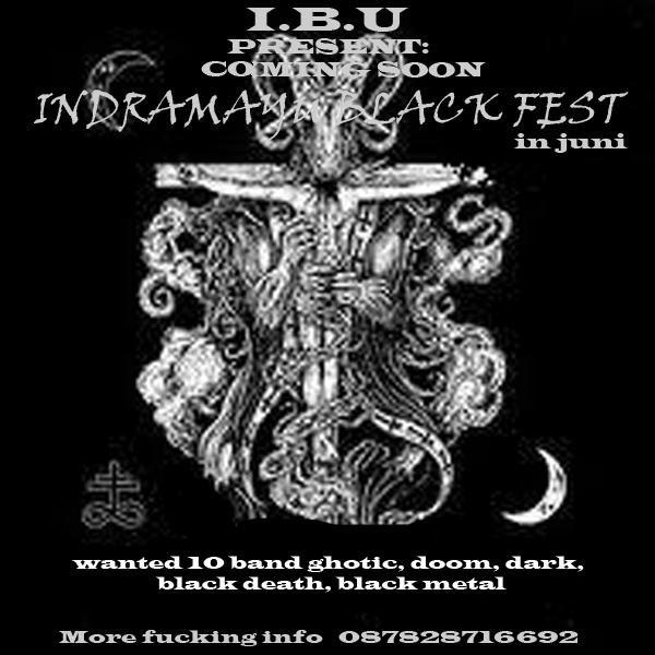 IMAGE INDRAMAYU BLACK FEST