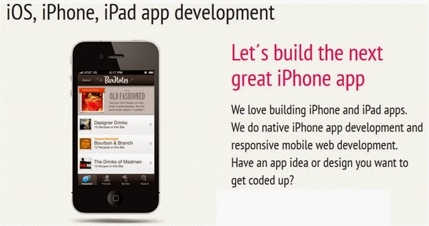 Build an iPhone App Gives the Phones Latest Impressive Look