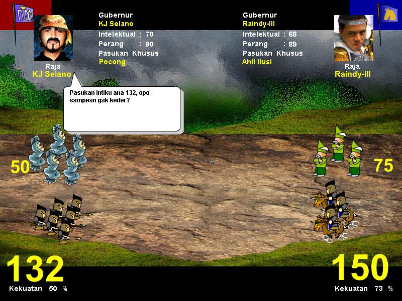 Download game 13 kerajaan