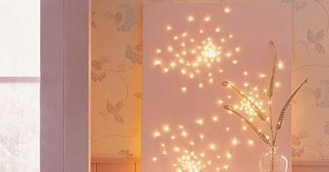 Initiales gg diy express un tableau lumineux - Tableau lumineux design ...