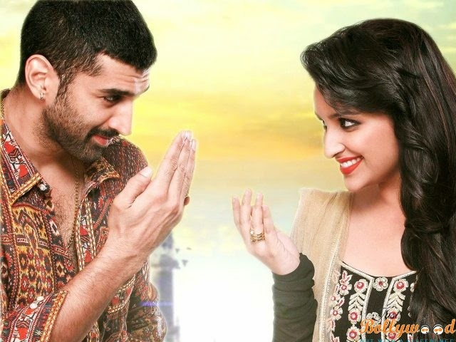 Bir Güzel Hint Filmi Daawat E Ishq Aşka Davet şiirsel Hisler