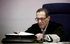 El magistrado Guevara, en una foto de archivo. / EFE