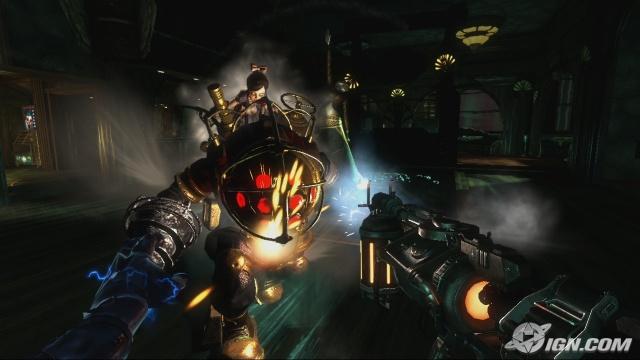 Bioshock 1 y 2 PC Full Español ISO Descargar