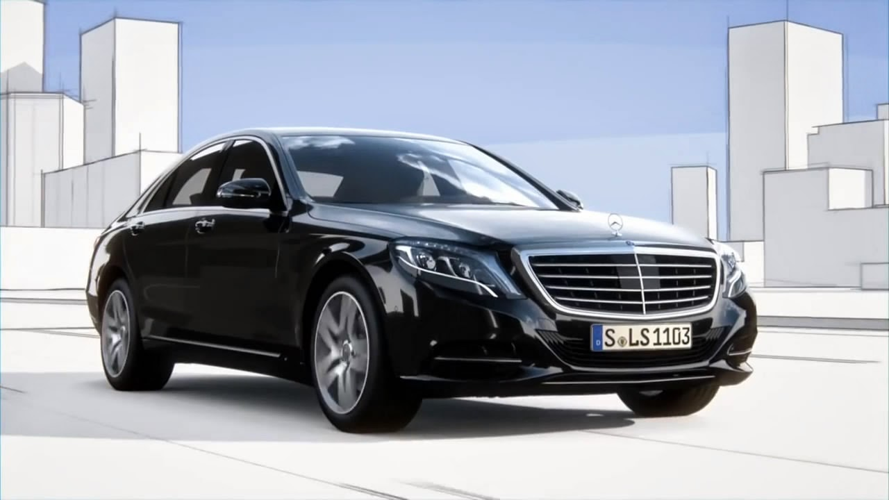 Out cabin branch new 2014 mercedes benz the new s class for New mercedes benz s class 2014