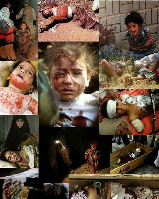 Israel comete crimes contra a huanidade